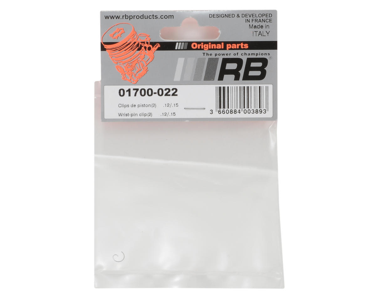 RB Products Wrist Pin Clip