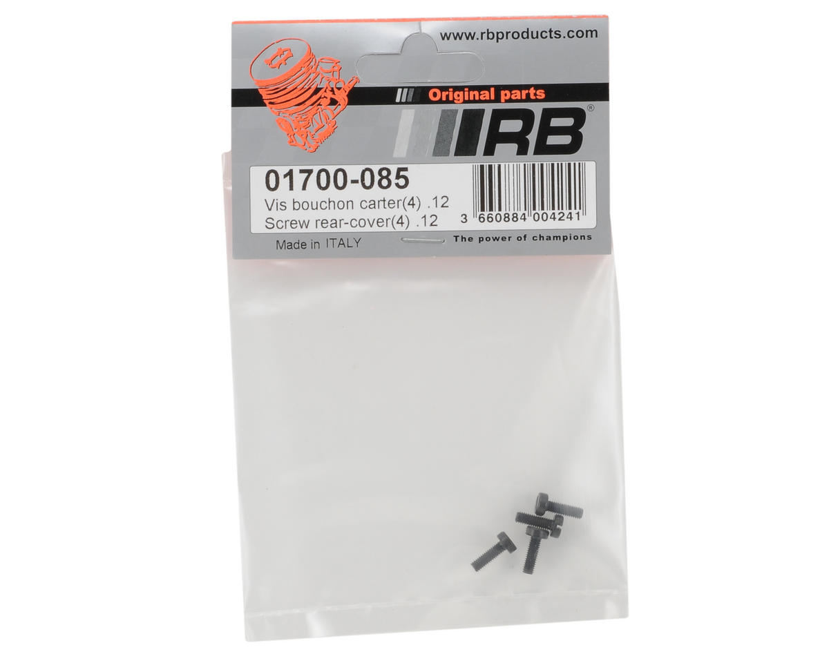 RB Products Backplate Screws