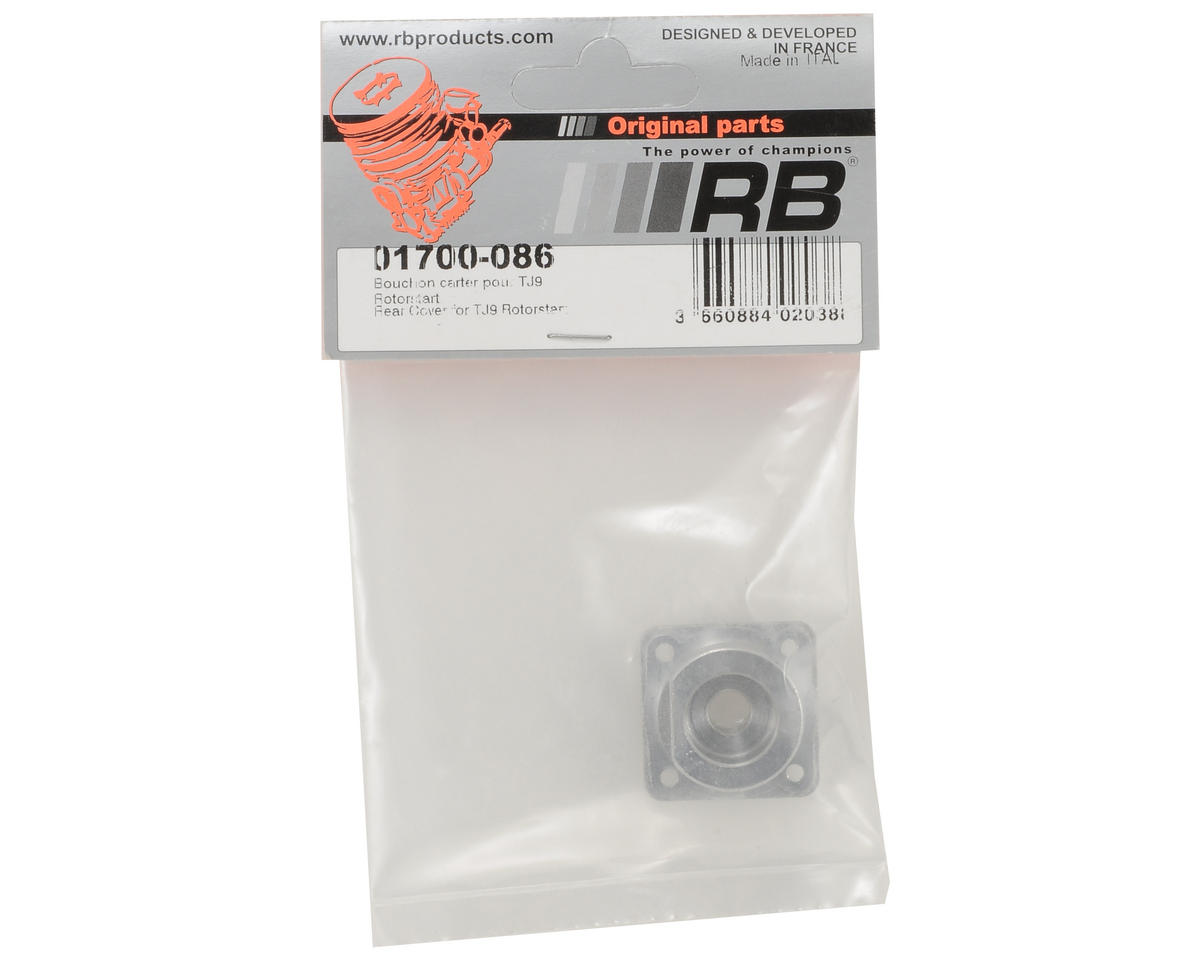 RB Products Roto Start Rear Cover Plate