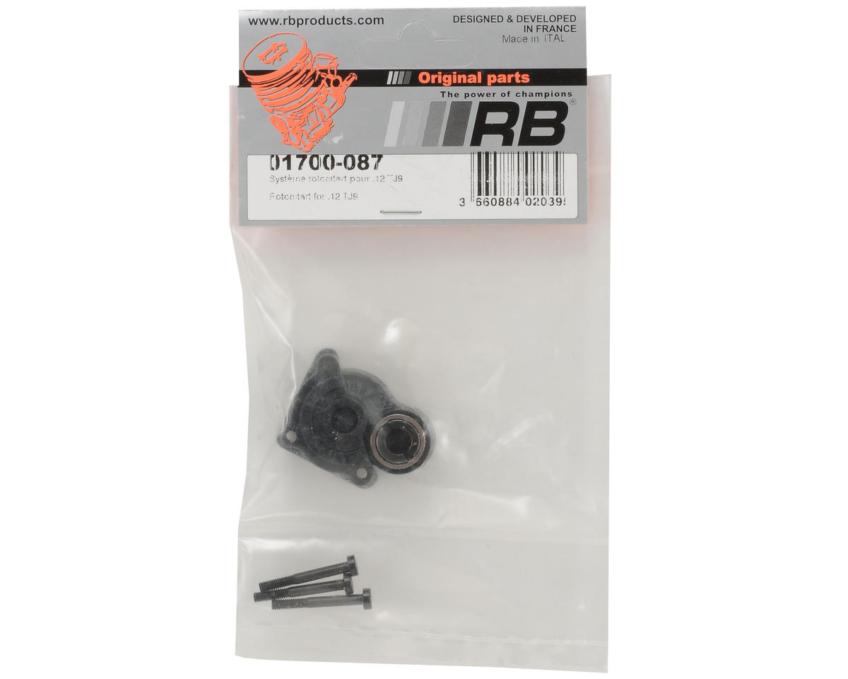 RB Products Roto Start Backplate