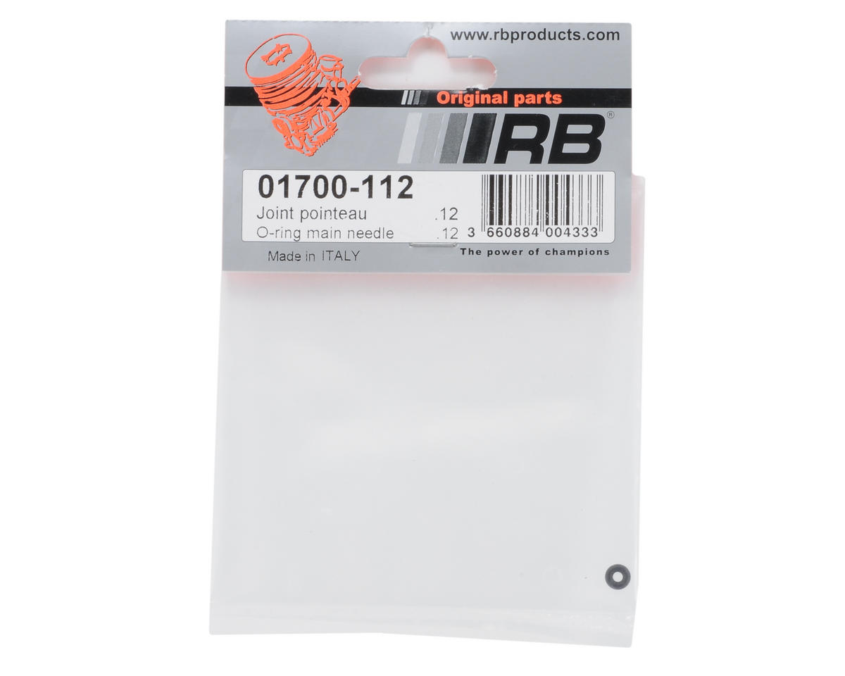 RB Products High Speed Needle O-Ring