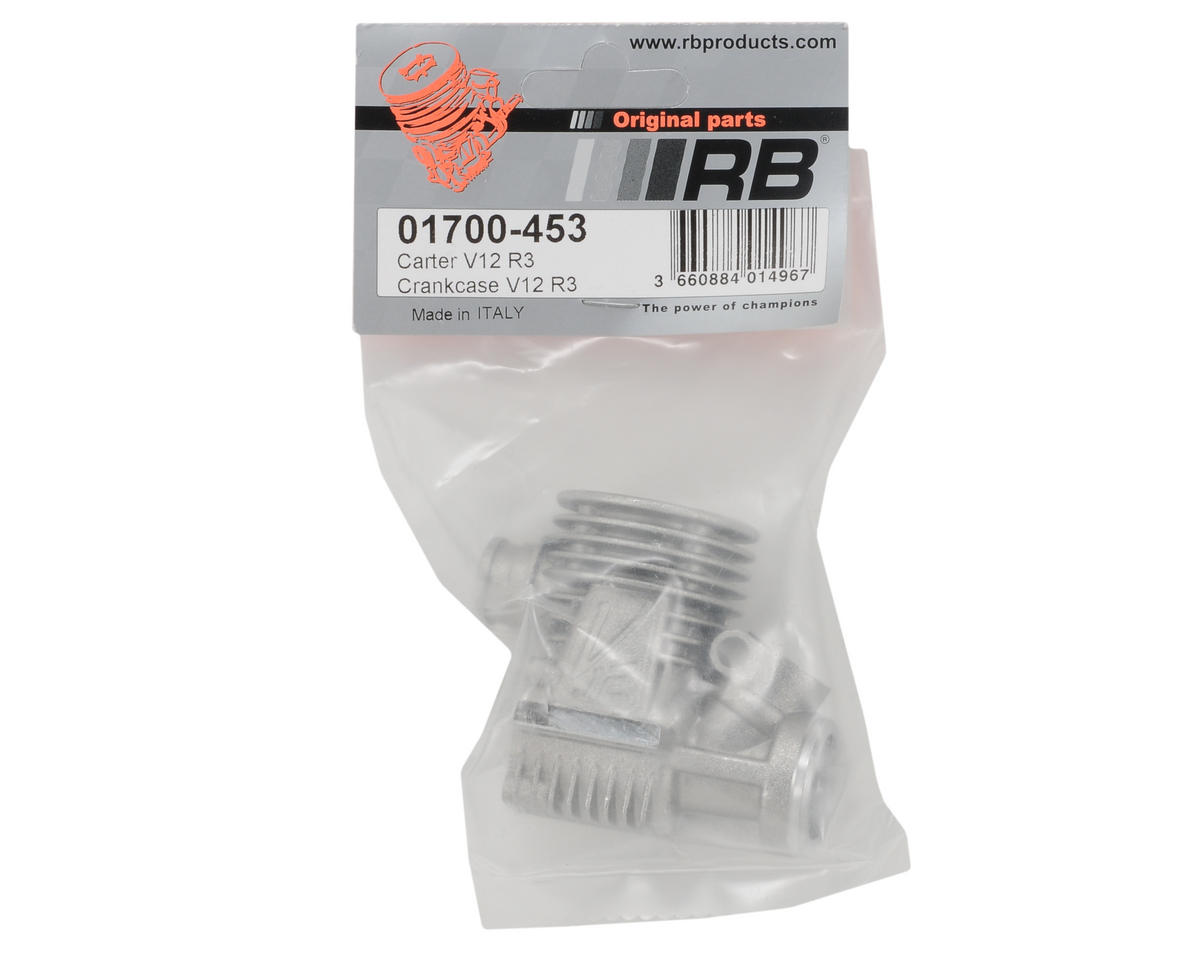 RB Products Engine Case