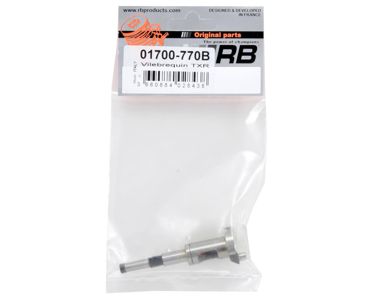 RB Products TXR Crankshaft