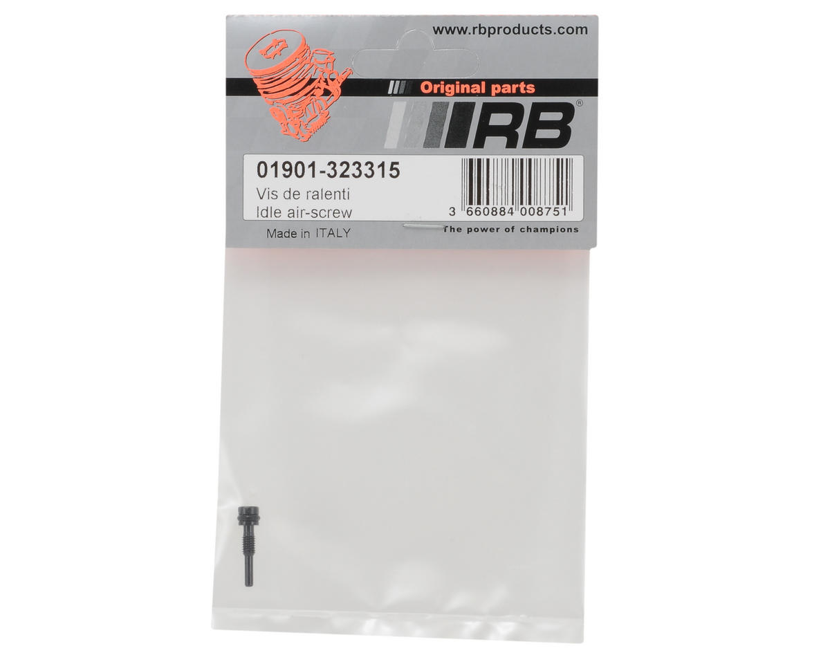 RB Products Carburetor Idle Adjustment Screw