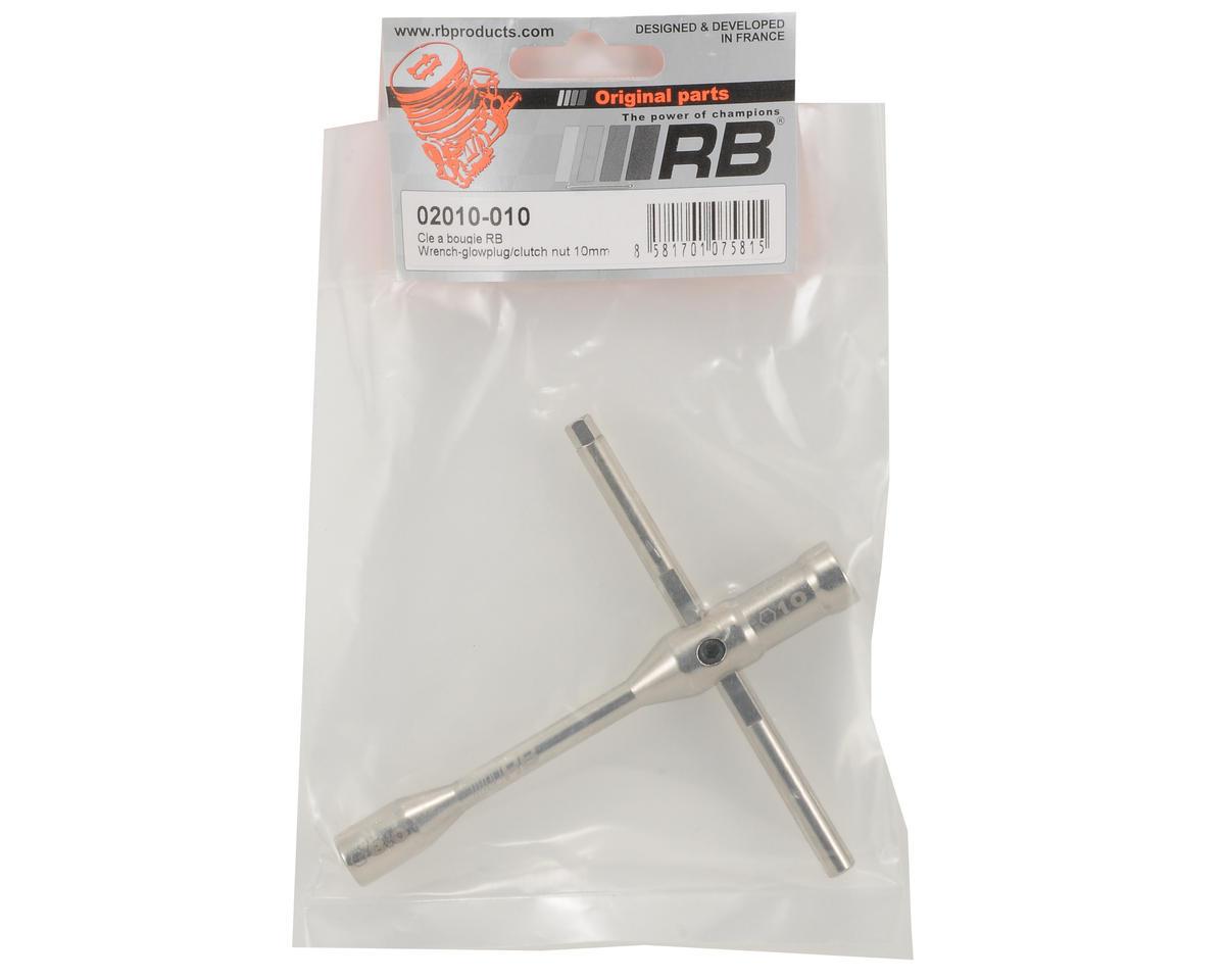 RB Products Glow Plug/Clutch Nut Wrench