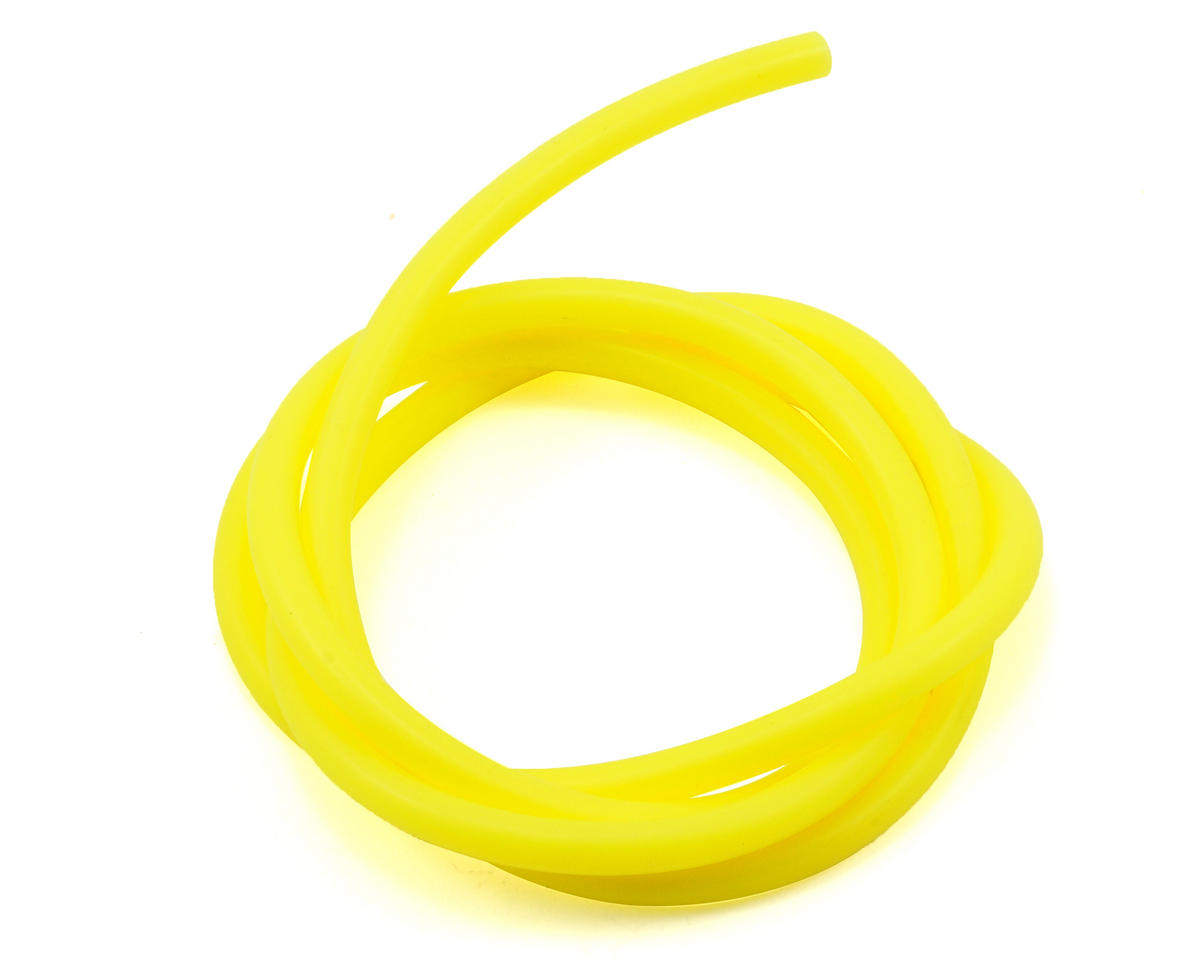 RB Products Silicone Fuel Tubing (Yellow) (91cm)