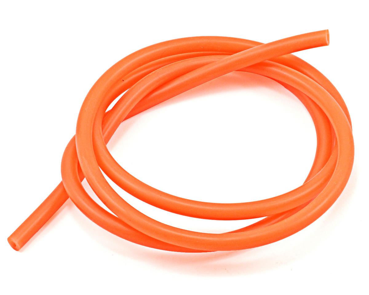 RB Products Silicone Fuel Tubing (Orange) (91cm)