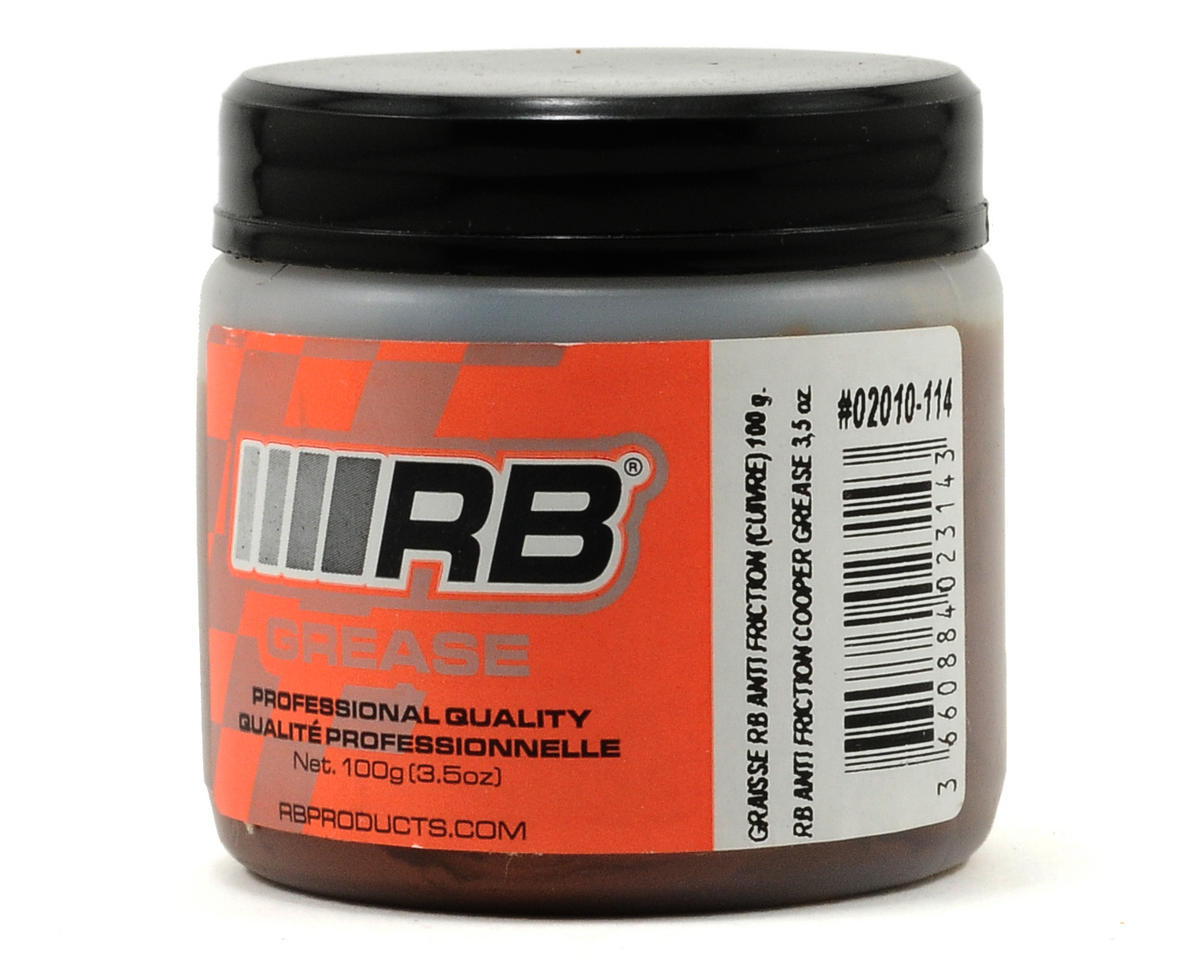RB Products Anti-Friction Copper Grease (3.5oz)