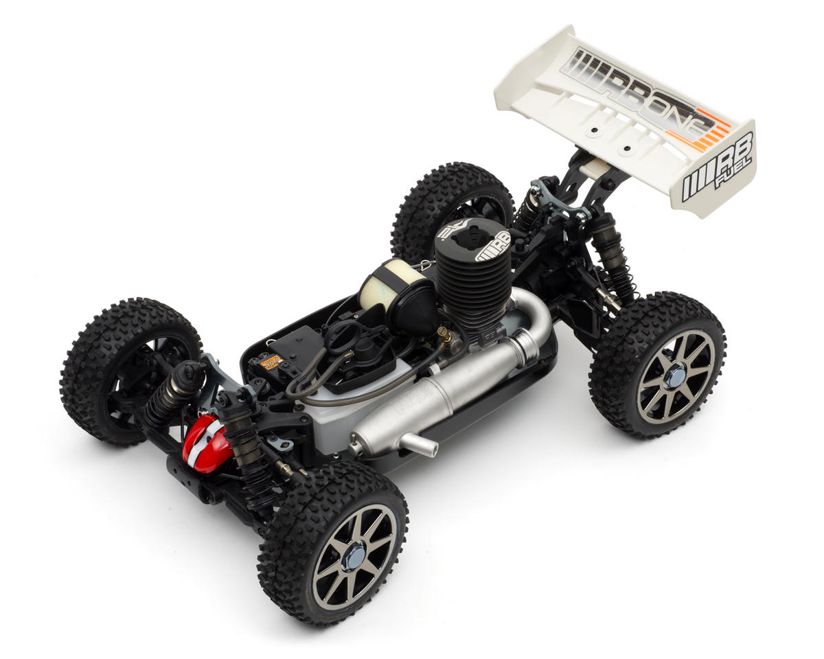 RB Products RB One RTR 1/8 Scale Nitro Buggy w/2.4GHz Radio System