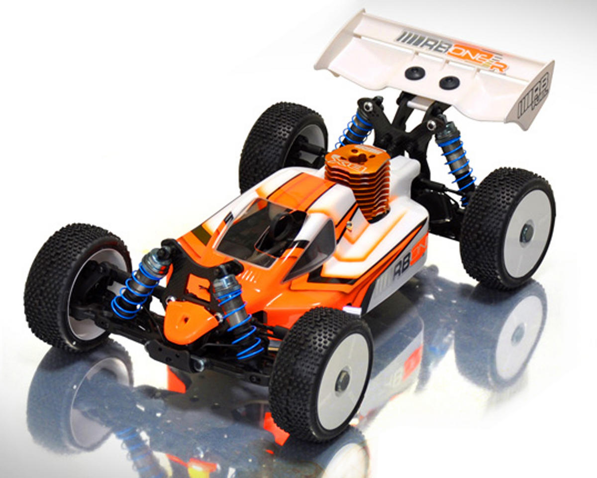 RB Products RB One R V2 1/8 Off-Road Competition Buggy Kit