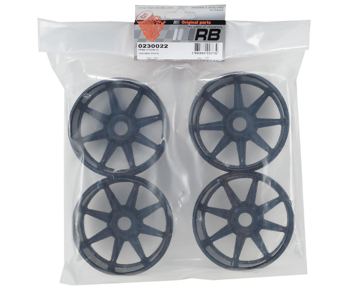 RB Products 1/8 Wheel (4)