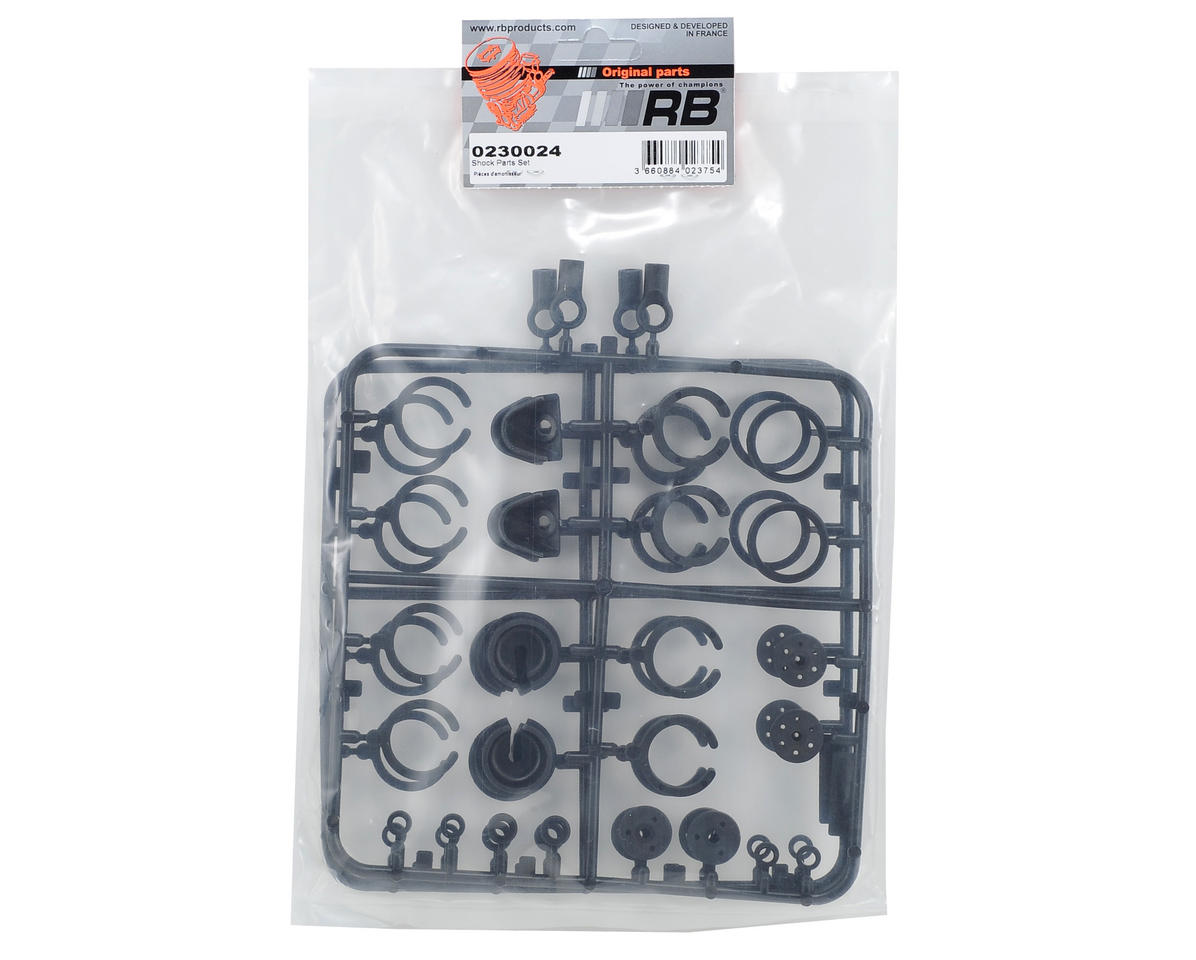 RB Products Shock Parts Set