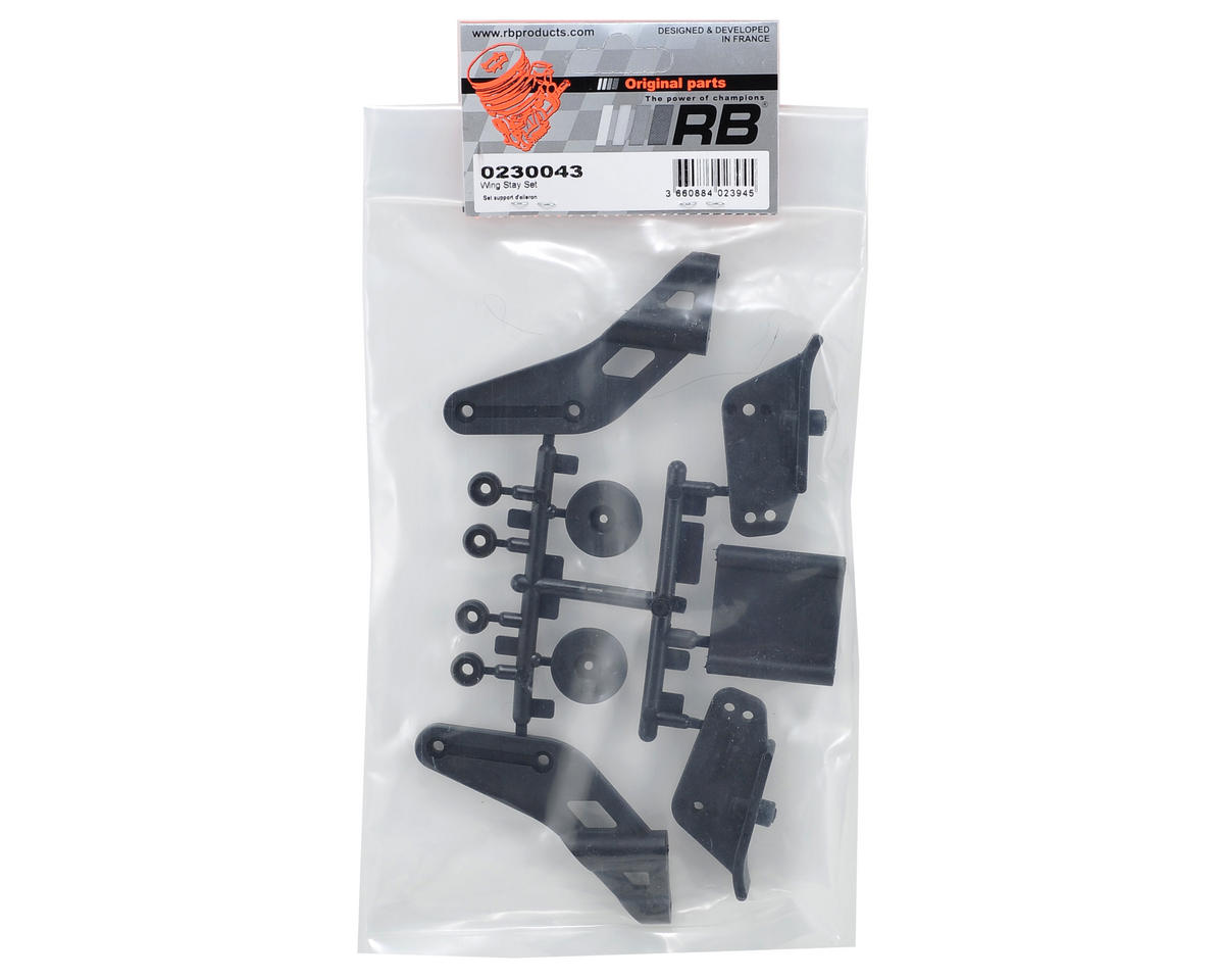 RB Products Wing Stay Set