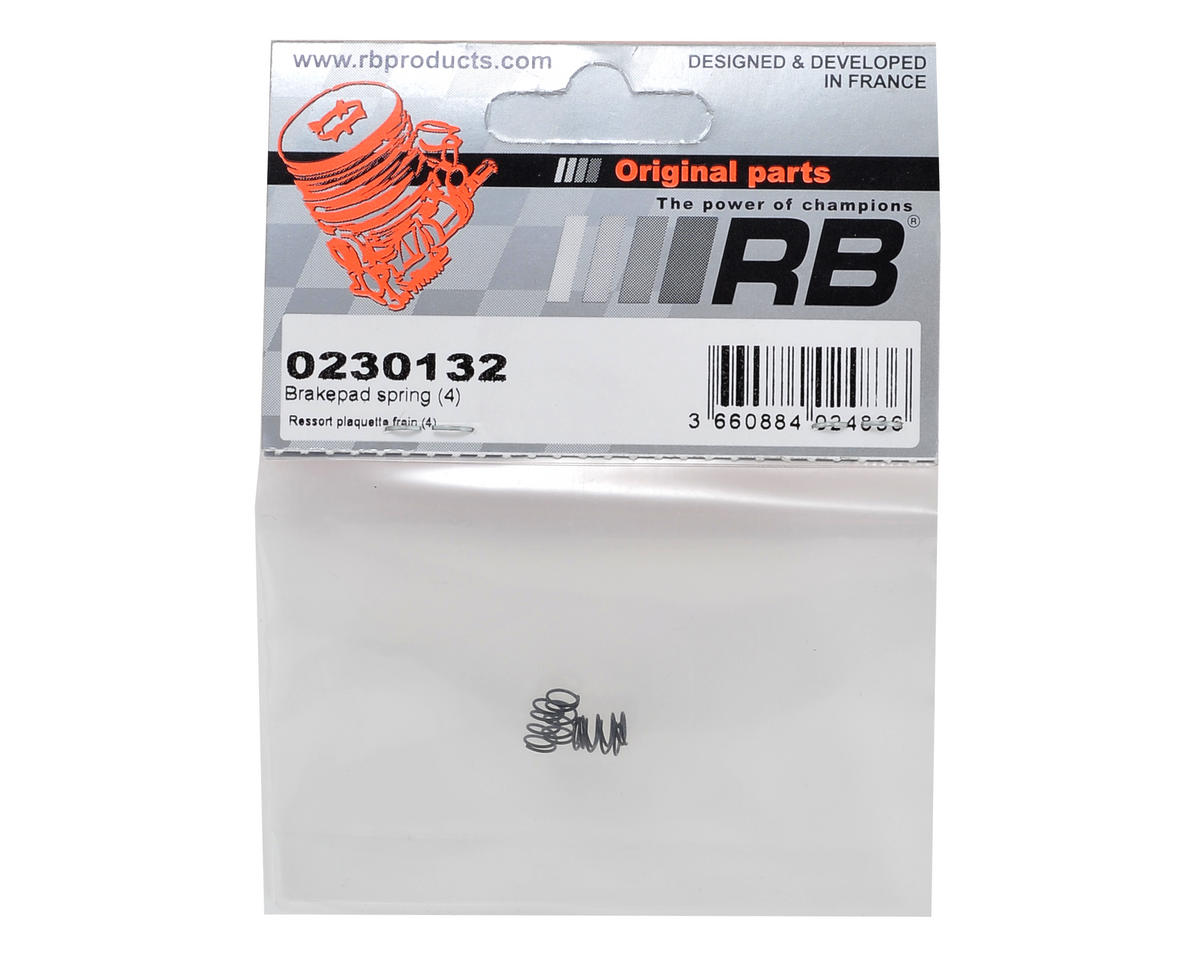 RB Products Brakepad Spring (4)