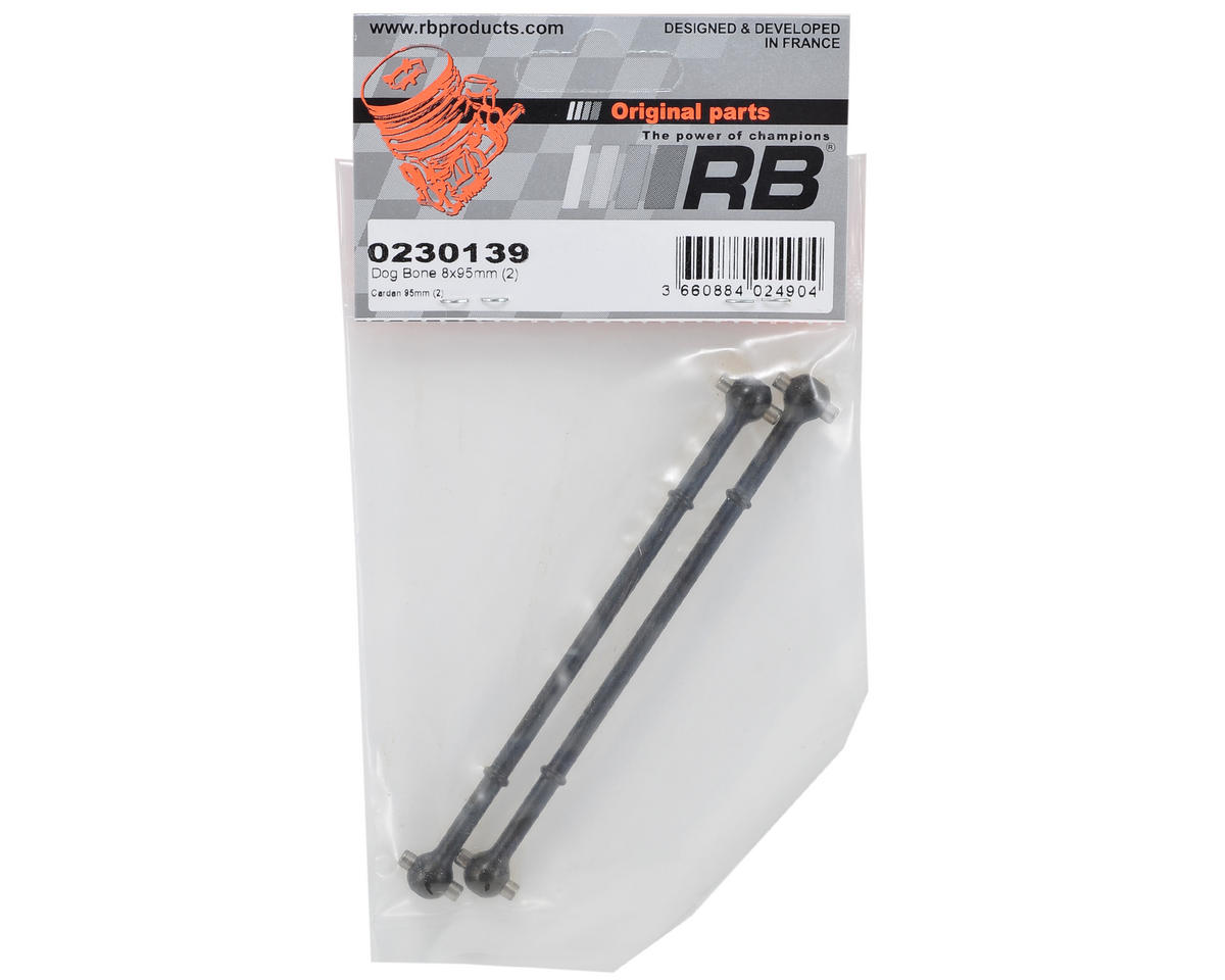 RB Products 8x95mm Dogbone (2)