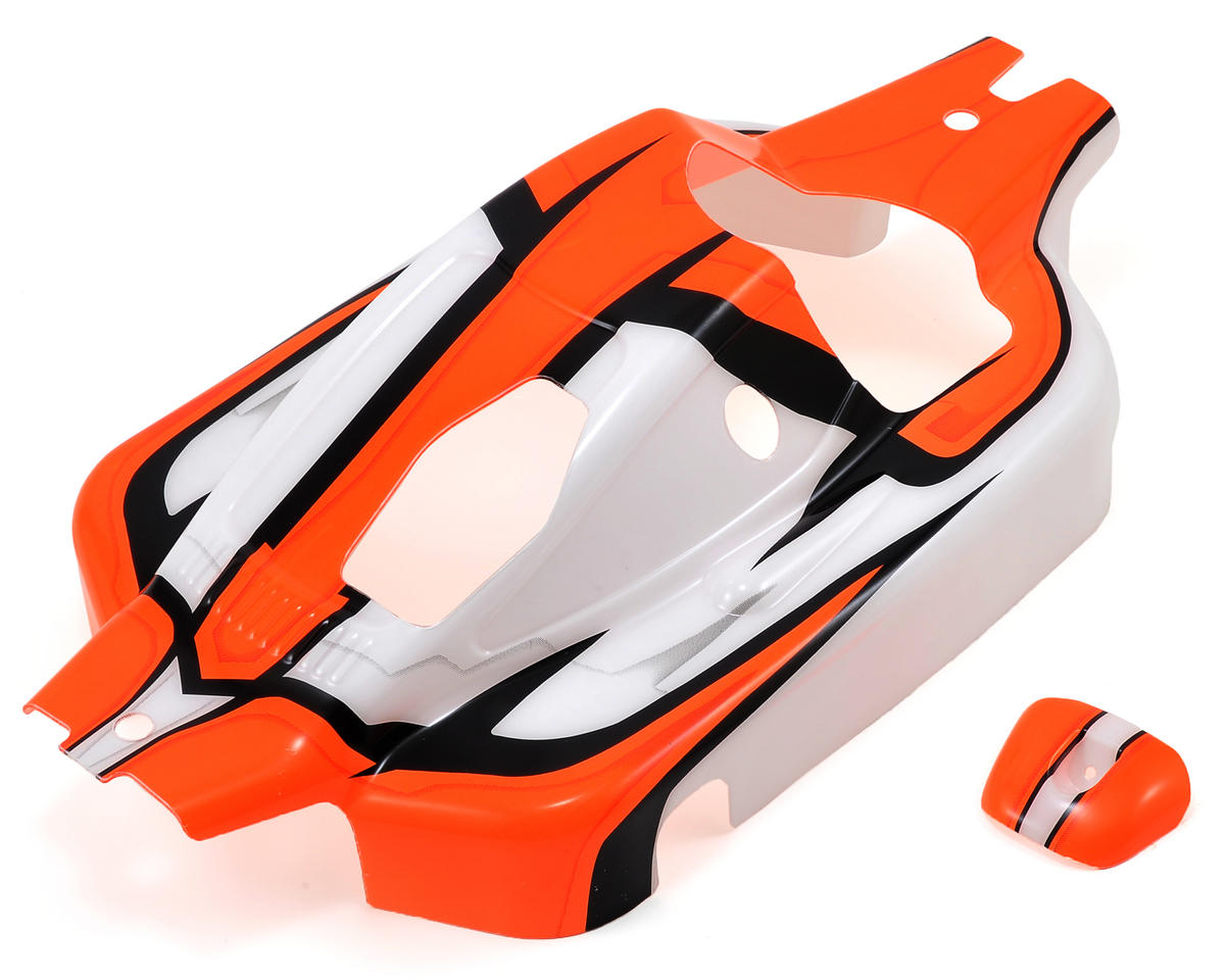 RB Products RB One Pre-Painted Body (Orange)