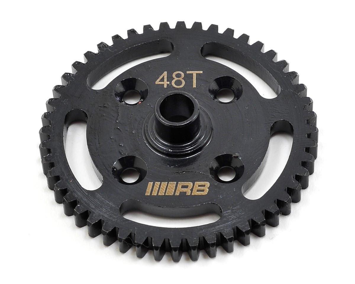 RB Products 48T Light Spur Gear