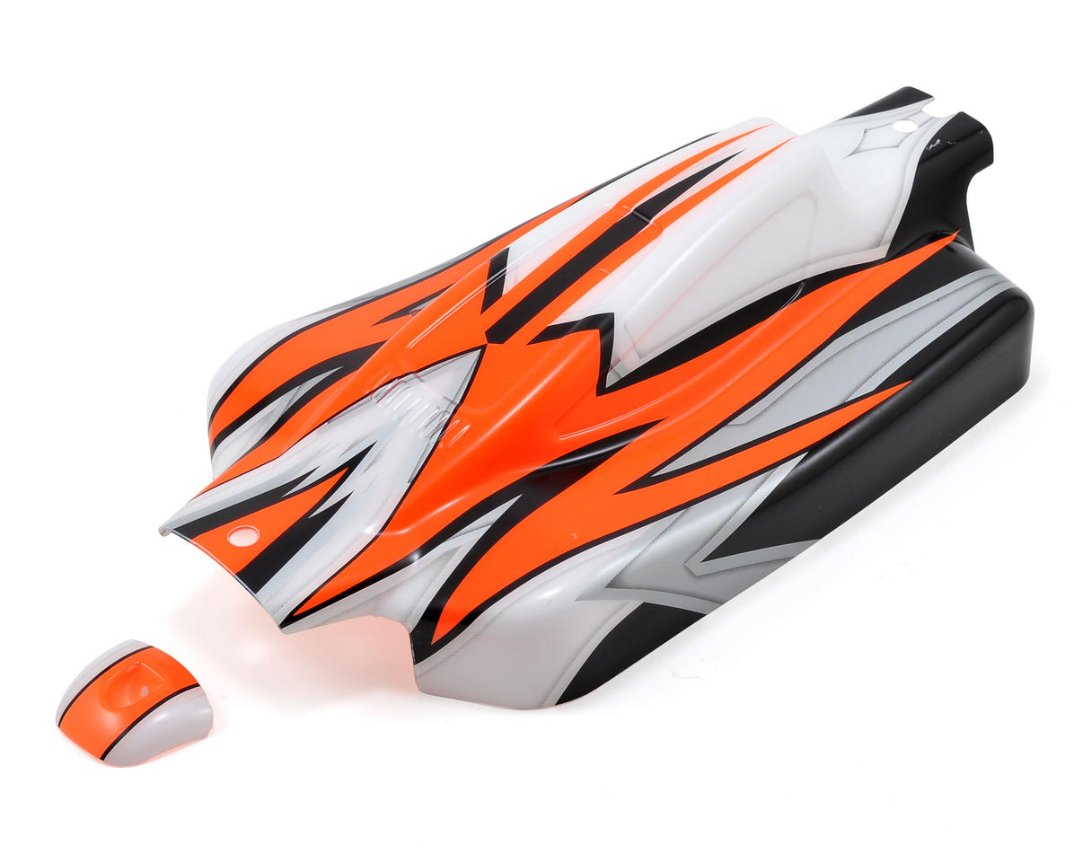 RB Products RB E One Pre-Painted Body (Orange)