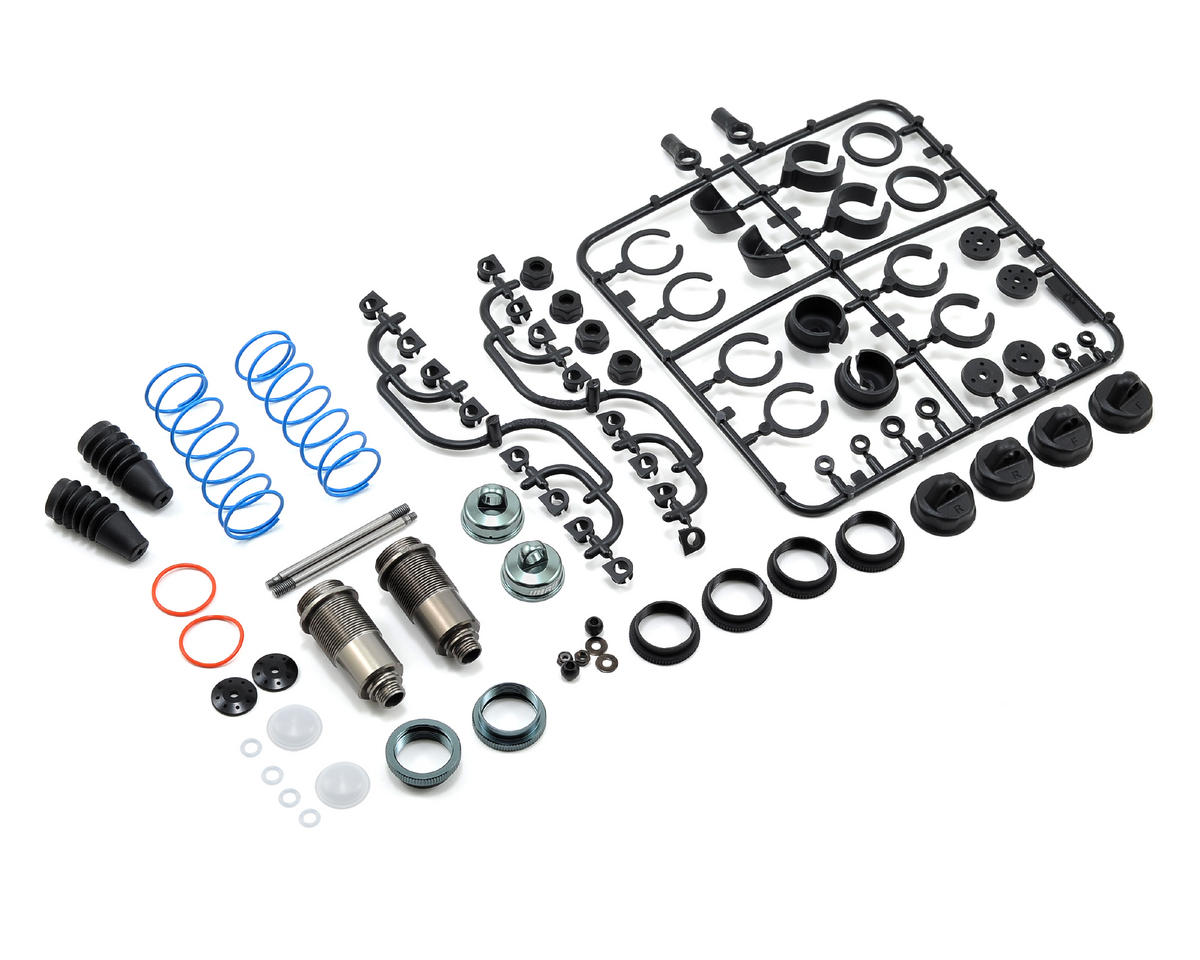 RB Products Front Shock Set