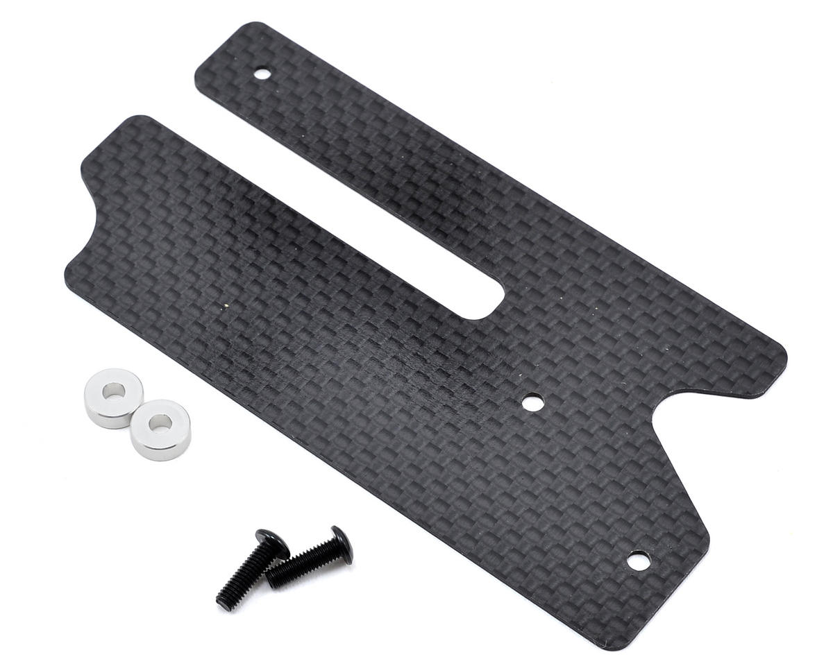 Carbon Fiber Electronic Radio Plate Protection