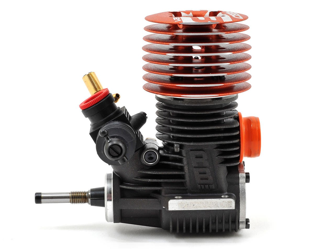 RB Products SPEED .21 Limited Edition 7-Port On-Road Engine w/2092 Pipe (Turbo Plug) (2014)