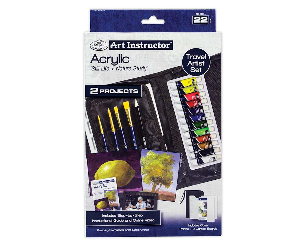Royal Brush Manufacturing AIS-KC304 Art Instructor Acrylic KNc