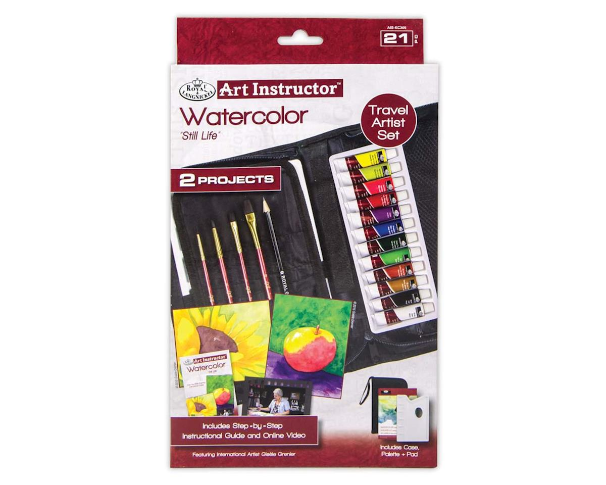 Royal Brush Manufacturing AIS-KC305 Art Instructor Watercolor KNC
