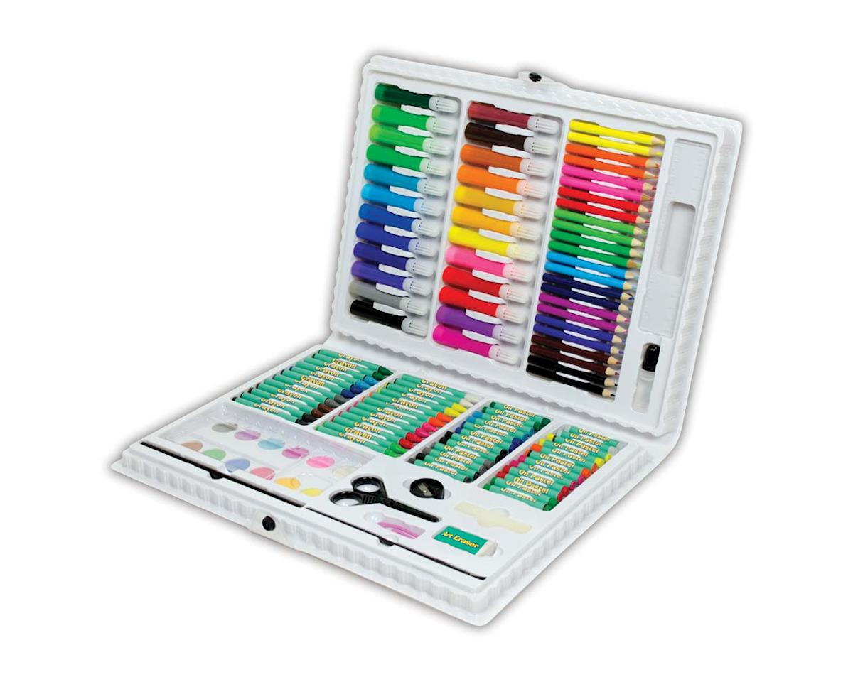 Royal Brush Manufacturing AVS-531 Art Adventure 120pc Set