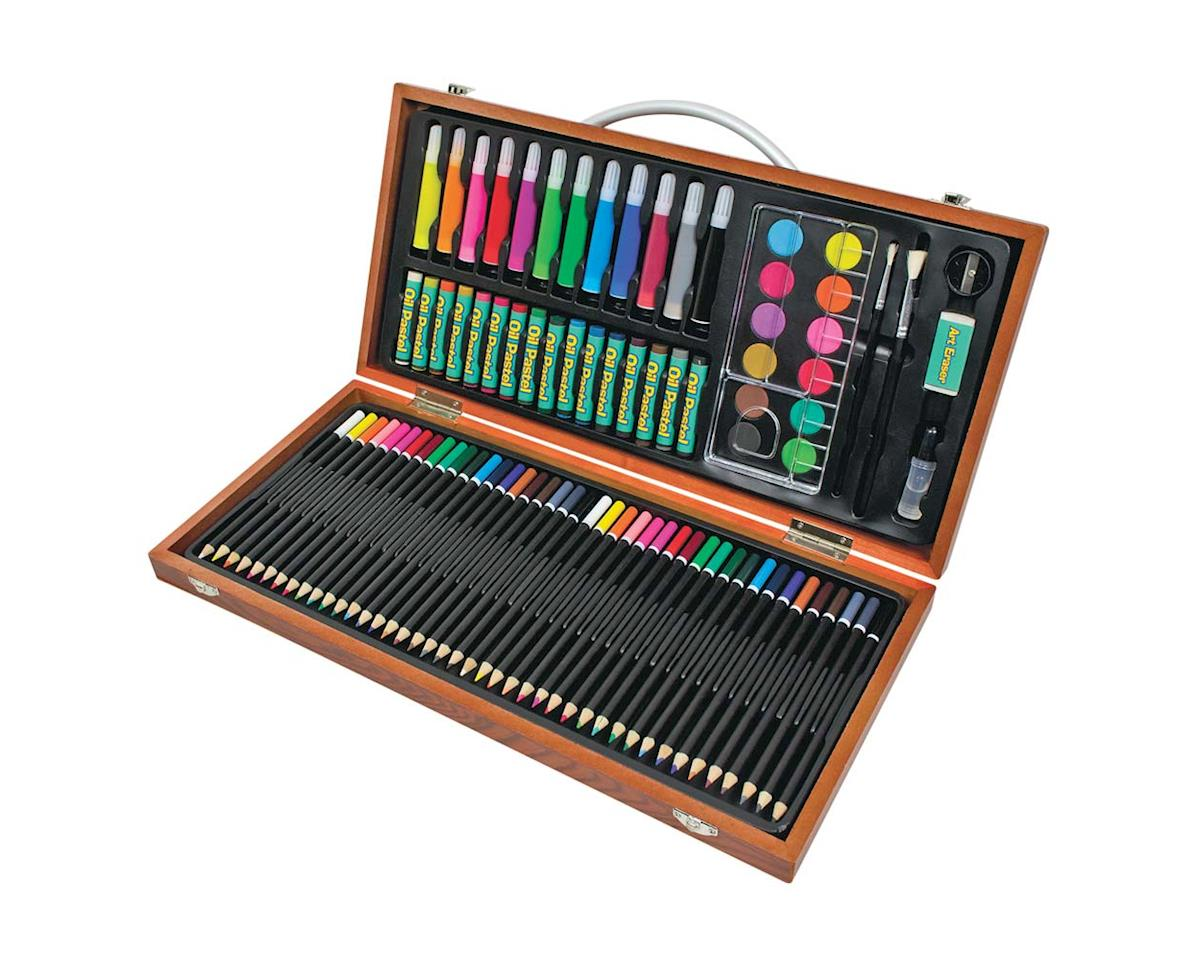 Royal Brush Manufacturing AVS-541 Art Adventure 89pc Set