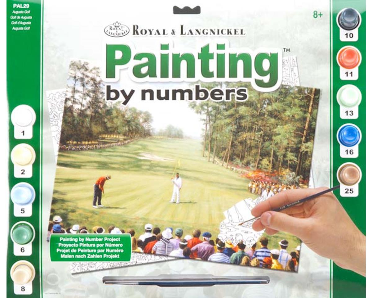 PAL29 Adult PBN Augusta Golf