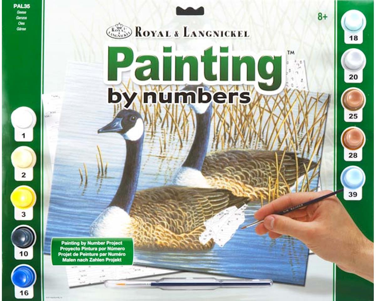 Royal Brush Manufacturing PAL35 Adult PBN Geese