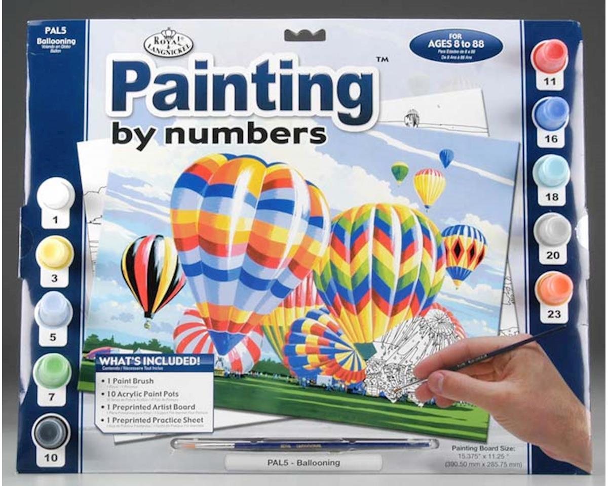 Royal Brush Manufacturing PAL5 PBN Ballooning 15x11-1/4