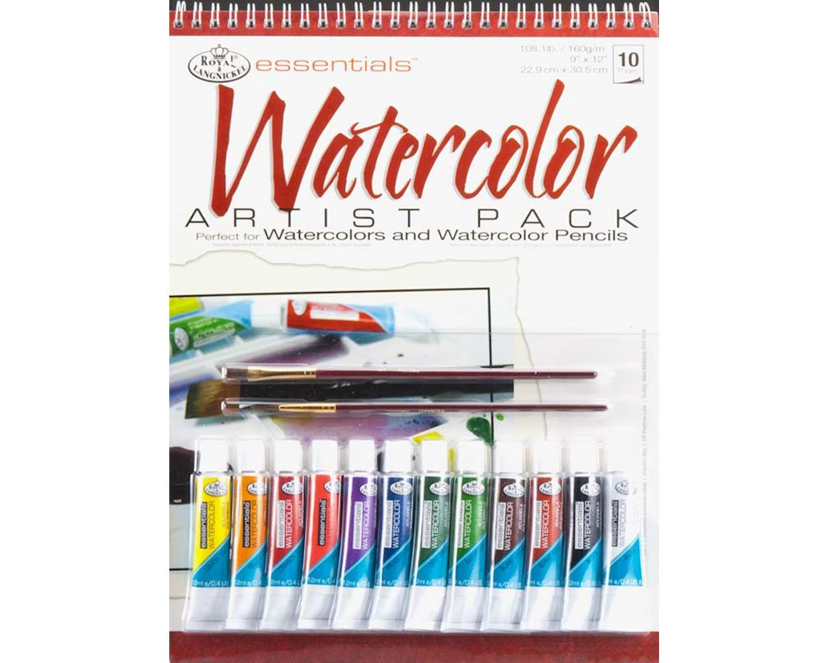 RD502 Watercolor Artist Pack