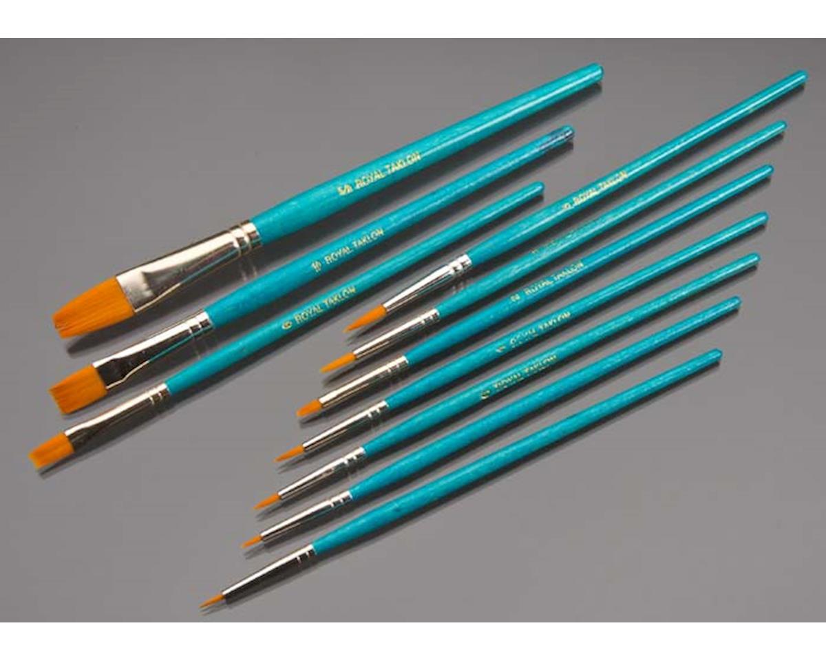 RSET-9155 Gold Taklon Details 3/0 2/0 0 Rounds 1/3/5