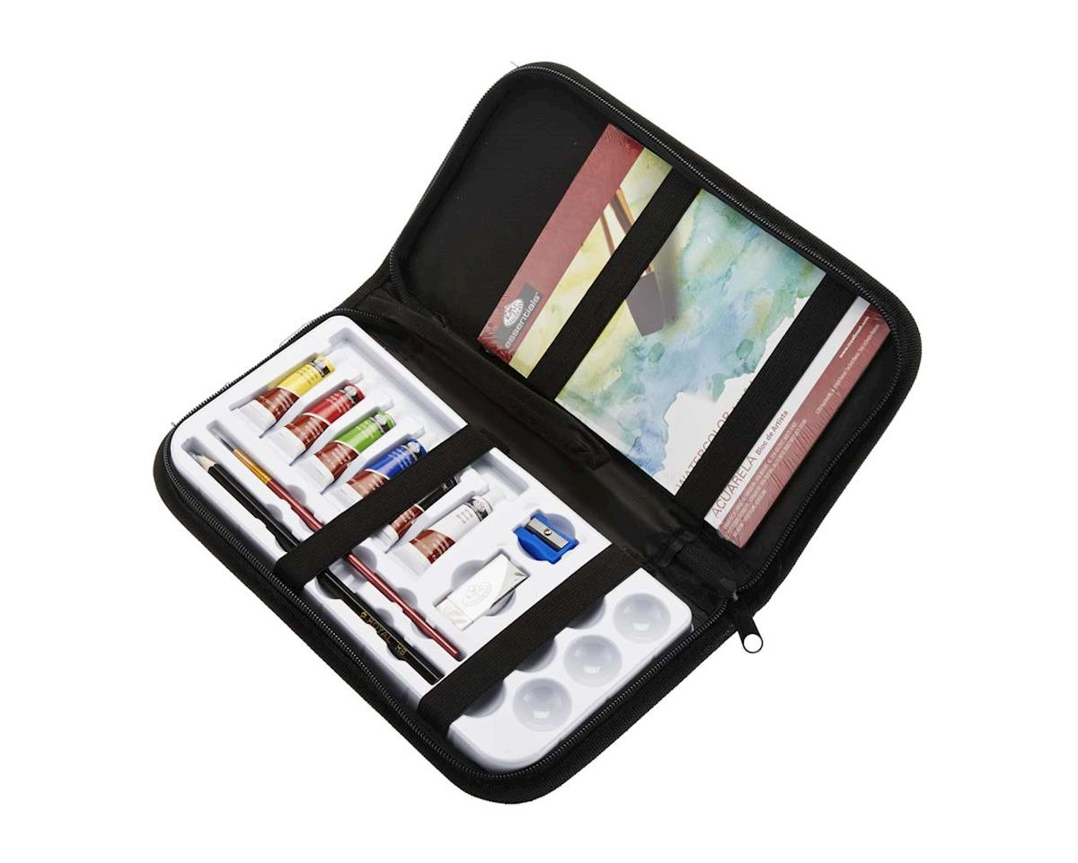 Royal Brush Manufacturing RSET-KCWP Keep N' Carry Watercolor Paint
