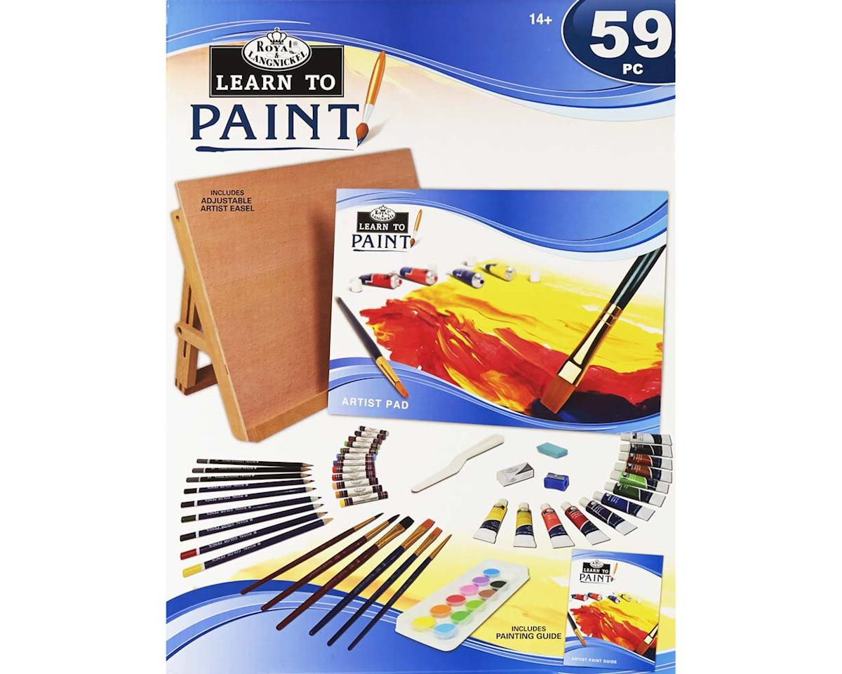 RSET-LT101 Learn To Paint