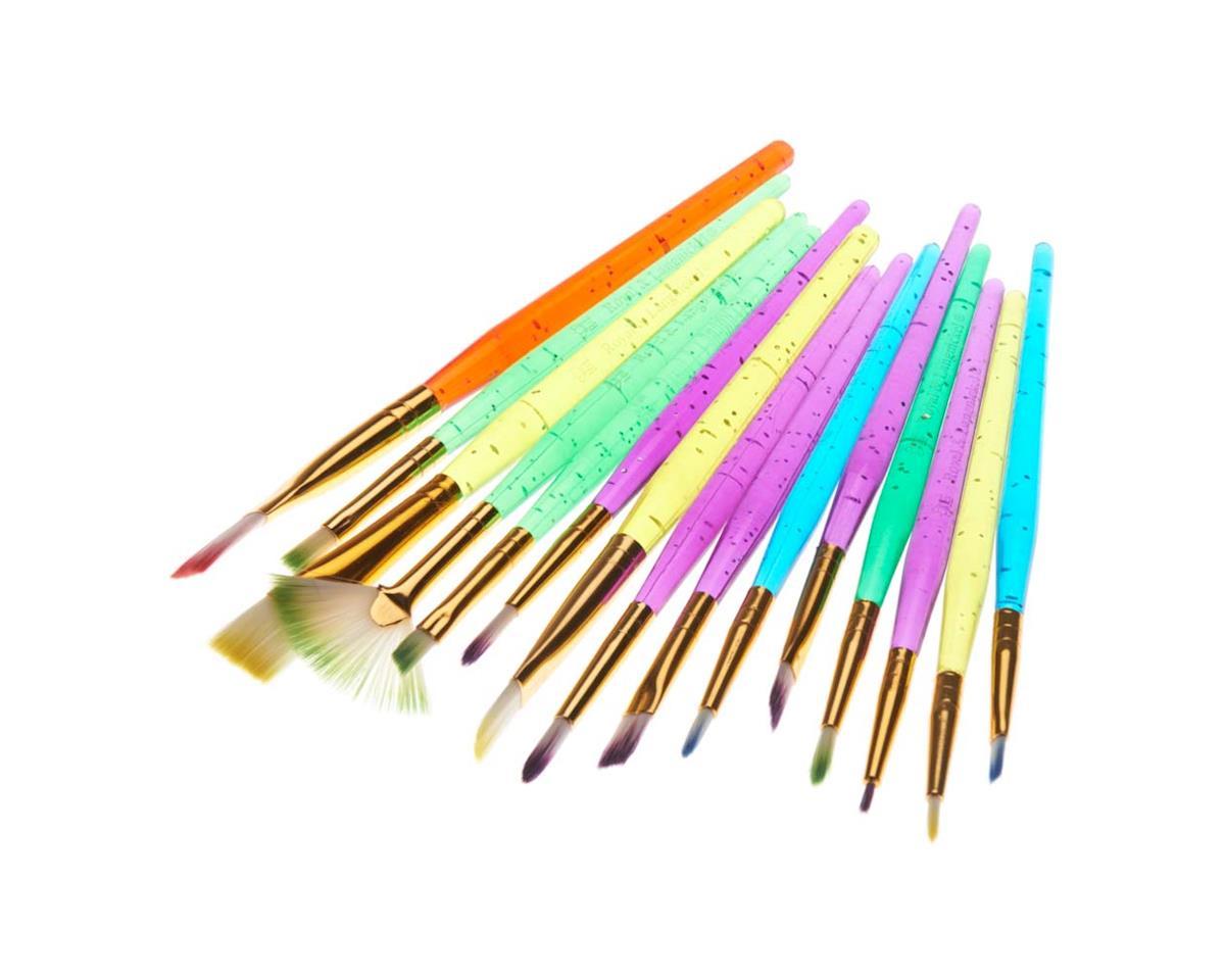 RTN-134 15pc Mini Sparkle Brush Set