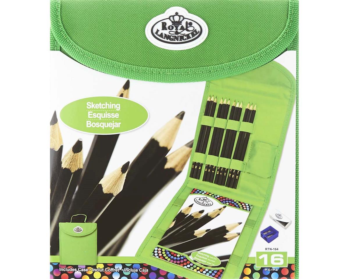 Royal Brush Manufacturing RTN-164 Sketching Square KNC