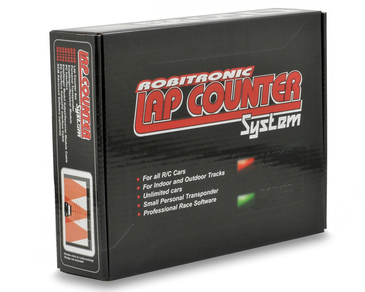 Robitronic Lap Counting System