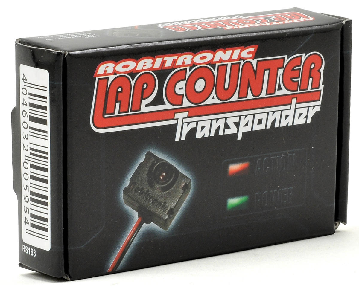 Robitronic Personal Transponder