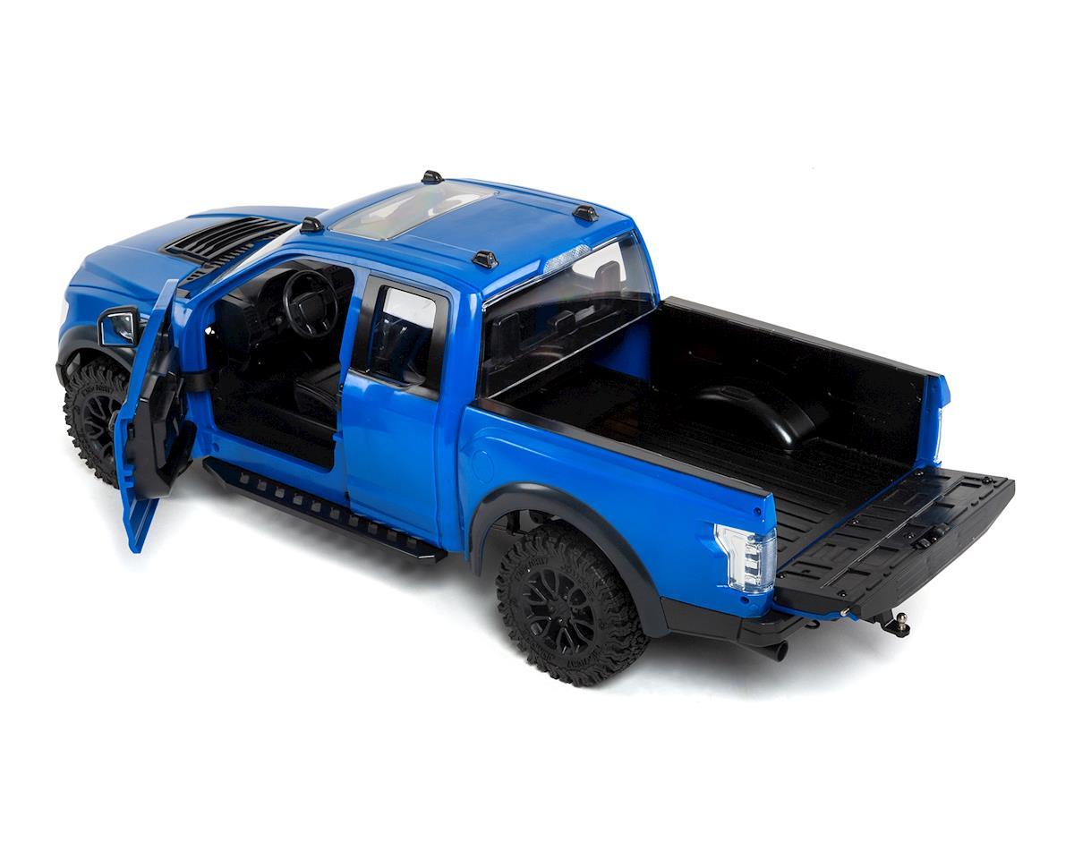 RC4WD Desert Runner ARTR 4WD Scale Truck w/Hero Body (Blue)
