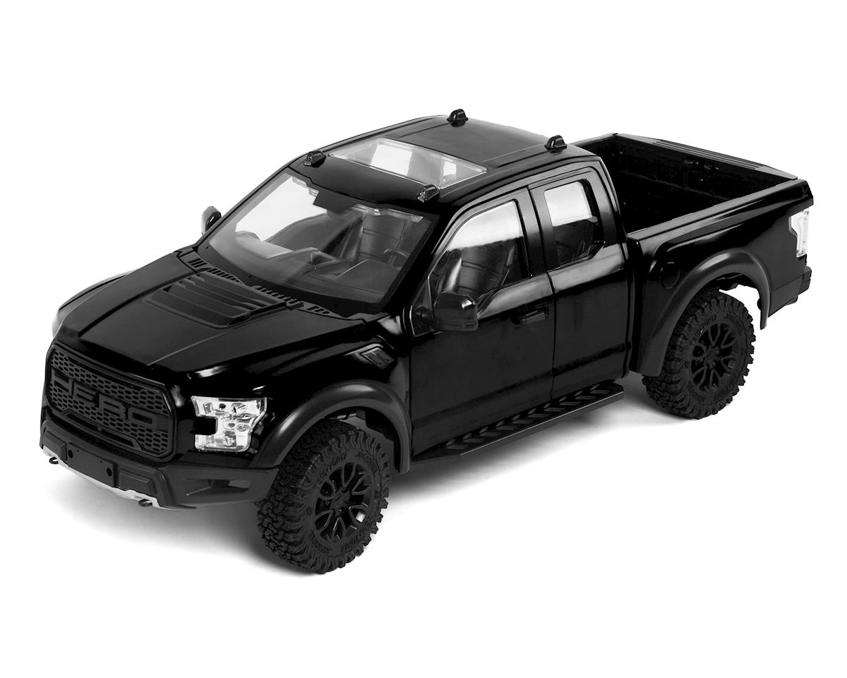 RC4WD Desert Runner RTR 4WD Scale Truck w/Hero Body & 2.4GHz Radio (Black)