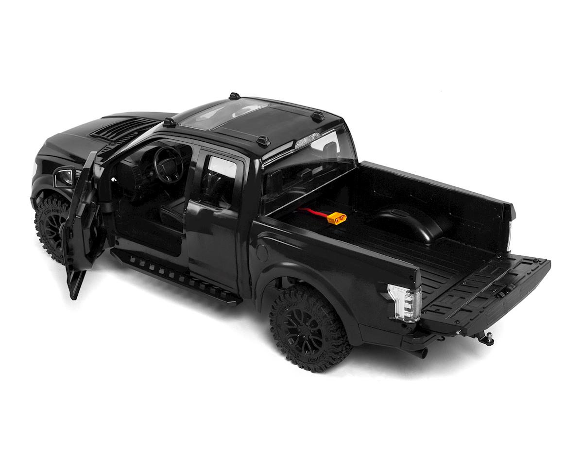 RC4WD Desert Runner RTR 4WD Scale Truck w/Hero Body & 2.4GHz Radio (Black)