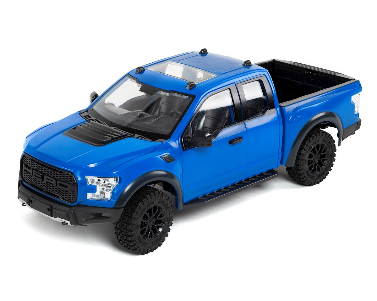 RC4WD Desert Runner RTR 4WD Scale Truck w/Hero Body & 2.4GHz Radio (Blue)