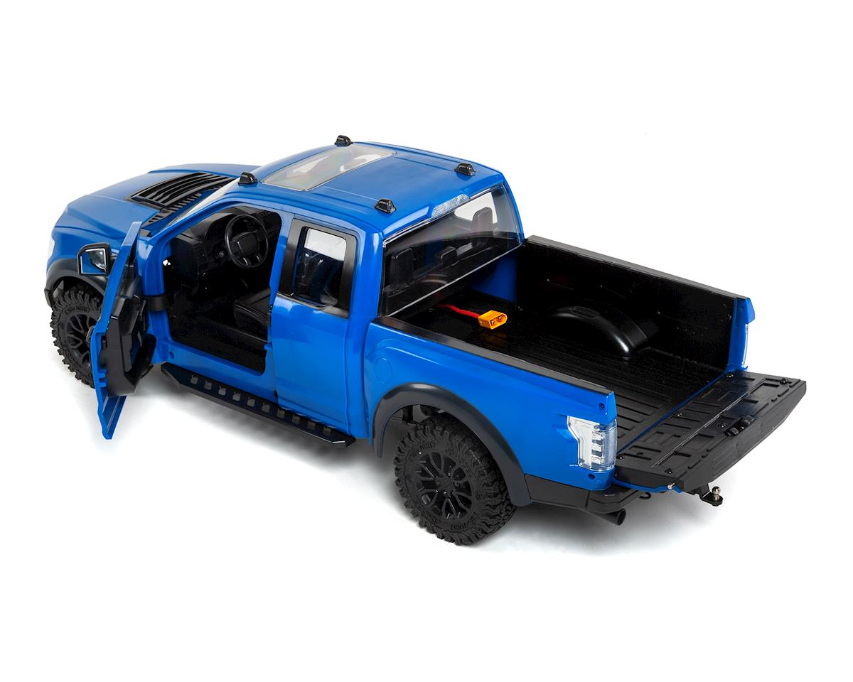RC4WD Desert Runner RTR 4WD Scale Truck w/Hero Body & 2.4GHz Radio (Blue)