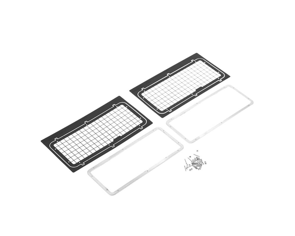 RC4WD VVV-C0121 Side Window Guard Pair Land Rover Defender D9