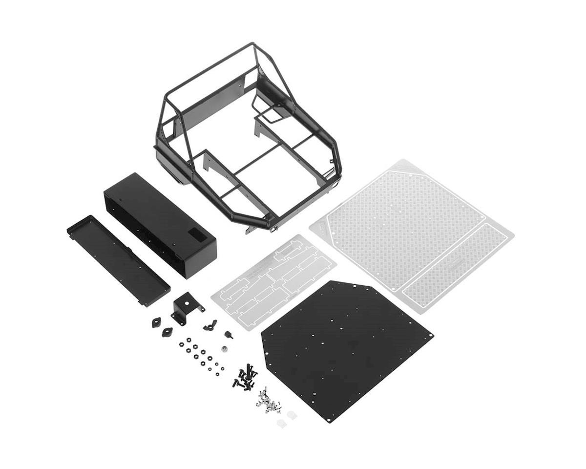 RC4WD VVV-C0252 Rear Tube Bed for Trail Finder 2 Black