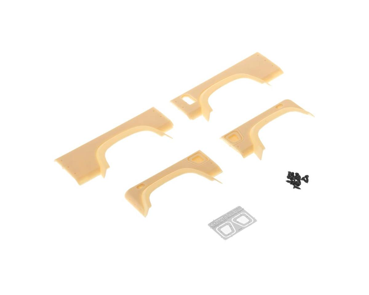 Expanded Side Body Panels 1/18 Gelande D90 by RC4WD