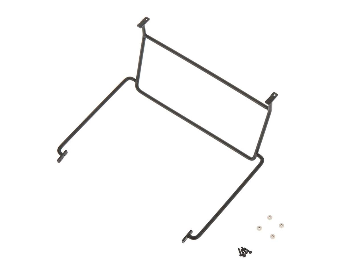 VVV-C0273 Front Window Roll Cage 1/18 Gelande D90 Black by RC4WD