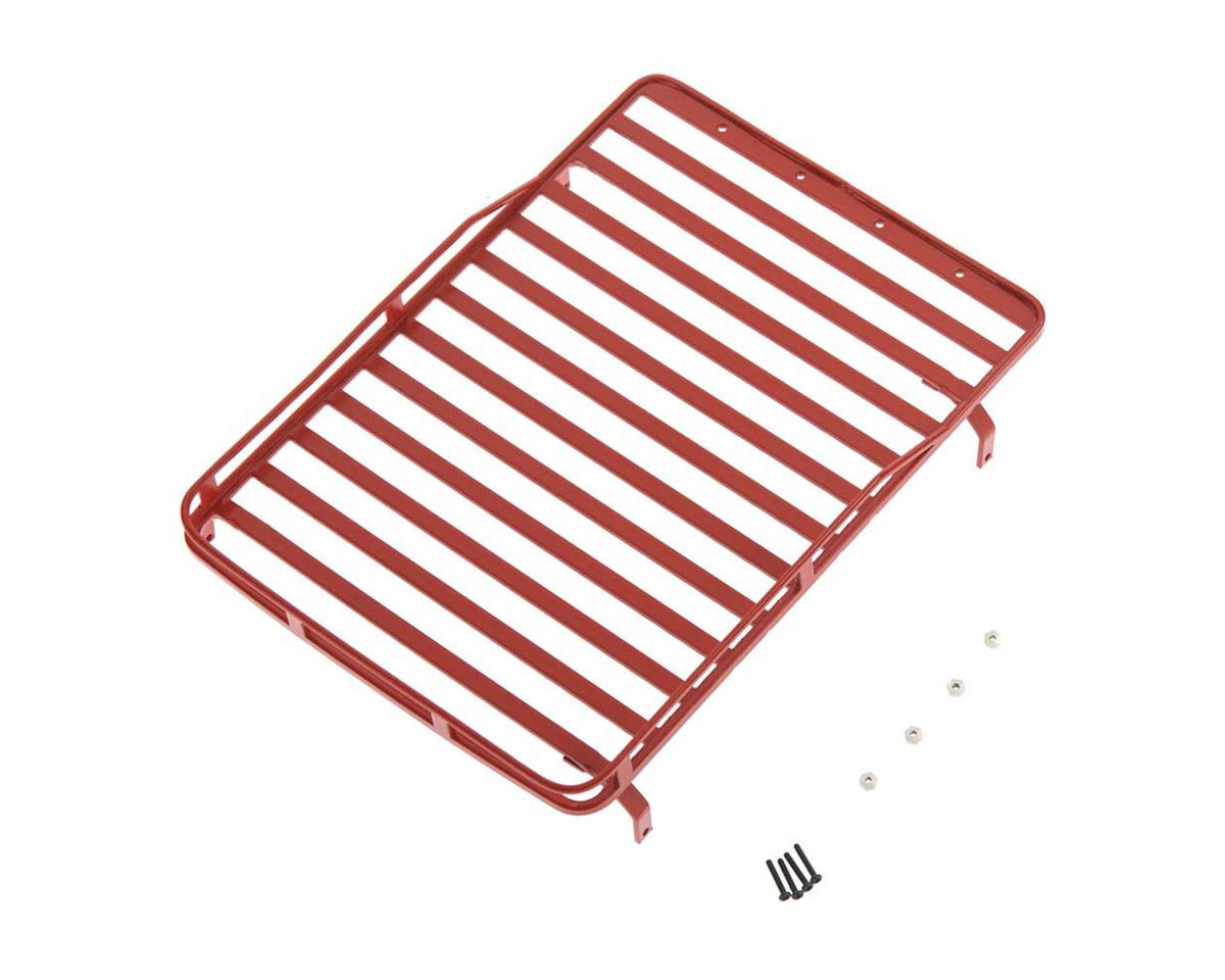 VVV-C0278 Roof Rack 1/18 Gelande D90 Red by RC4WD